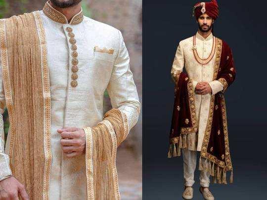 Sherwani on Amazon : लेटेस्ट फैशन की Sherwani से शादियों में दिखेंगे सबसे अलग, विशेष छूट के साथ करें ऑर्डर