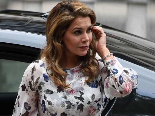 dubai princess haya bint hussein and her bodygaurd affair news latest update