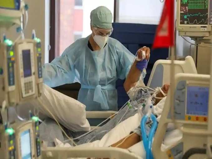 covid hospital reuters