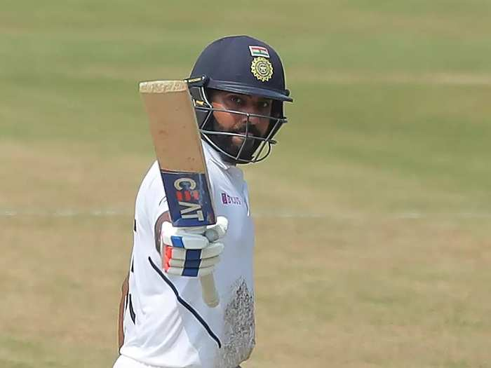 Rohit Sharma Test Cricket 2020