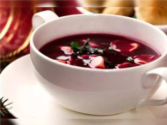 beetroot soup recipe indian in hindi