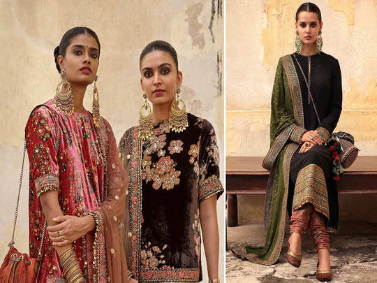 sabyasachi mukherjee kurta set collection which are perfect for wedding season