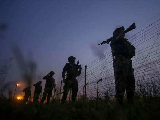 ways of infiltration which terrorists used in last few years in jammu and kashmir