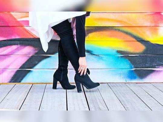 Boots On Amazon : इतनी कम कीमत में खरीदें स्टाइलिश और कंफर्टेबल Women Boots