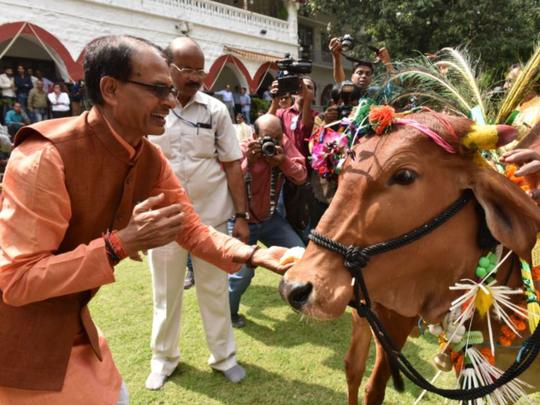 Madhya Pradesh Chief Minister Shivraj Singh