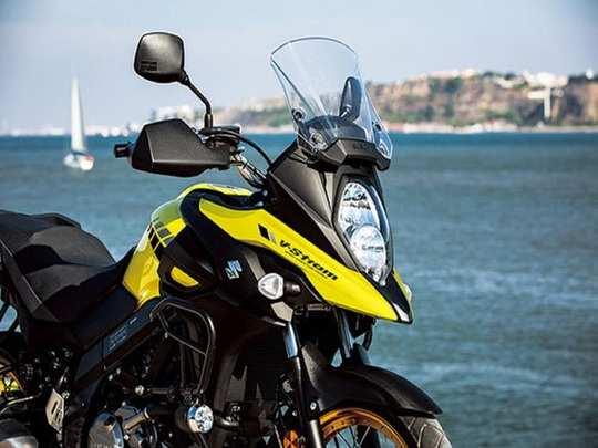 Suzuki V Strom 650 XT Price And Features: Suzuki V Strom 650 XT BS6 Launched In India - सुजुकी की धांसू बाइक वी-स्टॉर्म 650 XT BS6 भारत में लॉन्च, देखें कीमत और फीचर्स