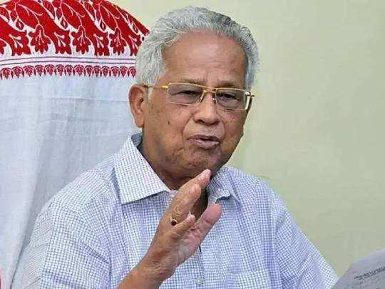 തരുൺ ഗൊഗോയി. Photo: TOI