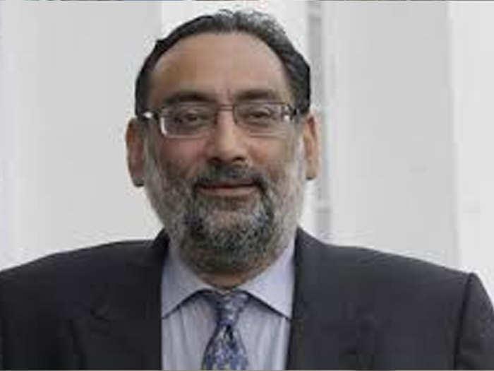 पीडीपी सरकार में वित्त मंत्री रहे हसीब द्राबू