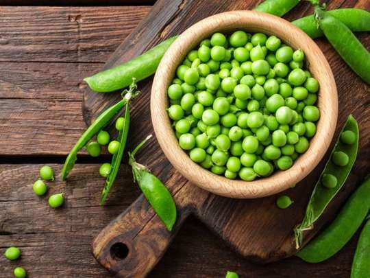 health benefits of eating peas or matar in winter in marathi