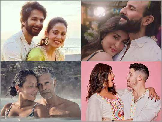 bollywood couples who have age gap in between them or why older men and younger women are perfect soulmate in marathi
