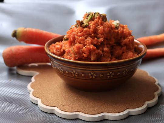 स्वादिष्ट गाजर हलवा रेसिपी!