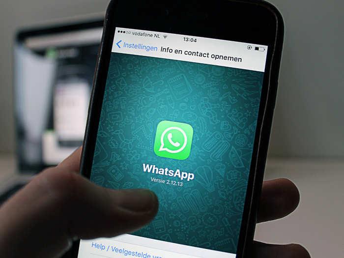 WhatsApp MM