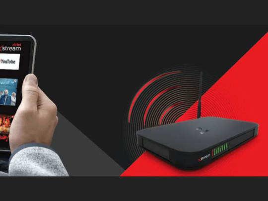 Airtel Xstream Fiber 999 rs Broadband Plan