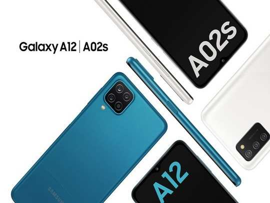 Samsung Galaxy A02S And Galaxy A12 launched Price