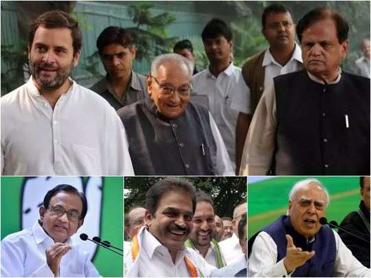 after ahmed patel death who will be the congress manager for gandhi family