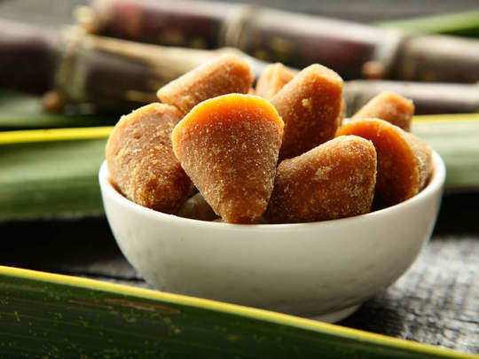 health benefits of eating jaggery in winter in marathi