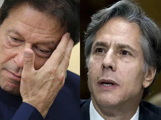 पाकिस्तान के लिए मुश्किल खड़ी कर सकते हैं ब्लिंकेन
