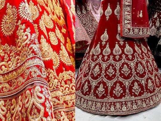 Lehenga On Amazon : वेडिंग सीजन में दुल्हन के लिए खरीदें खूबसूरत Lehenga, भारी डिस्काउंट का फायदा उठाएं