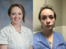 before and after pic of tennessee nurse kathryn goes viral on twitter