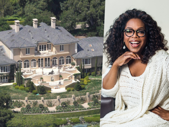 Oprah Winfreys Home