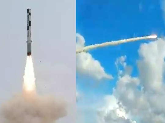 ब्रह्मोस सुपरसोनिक क्रूज मिसाइल का किया गया सफल परीक्षण