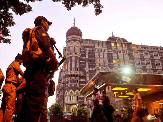 मुंबई हमले की 12वीं बरसी