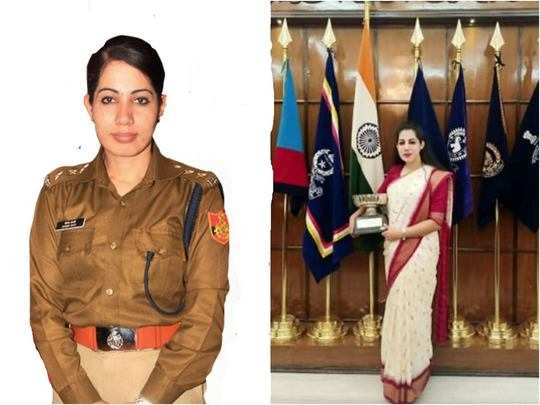 ips bisma qazi was once engineering topper, now handling delhi police affairs