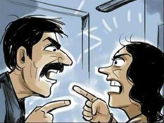 wife-husband-quarrel