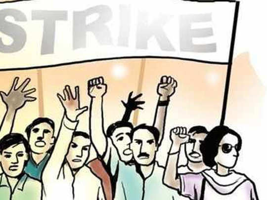 18000 crore worth cheques no clearance due to y bank employees strike