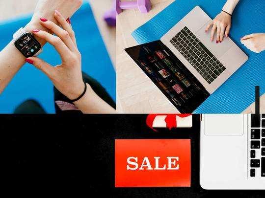 Deal of the Day : गेमिंग लैपटॉप और स्मार्ट वॉच हैवी डिस्काउंट के साथ खरीदें