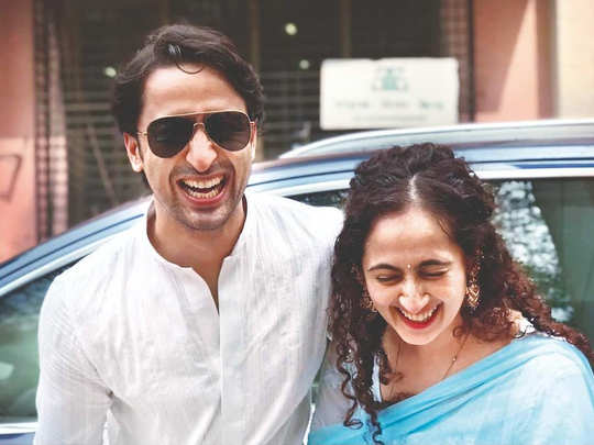 shaheer sheikh gets married to ruchikaa kapoor says she is my right companion