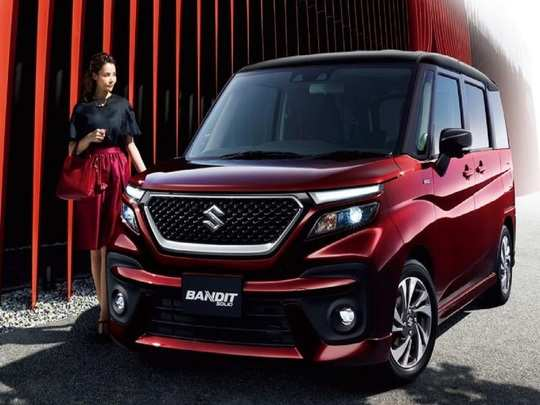 Suzuki Solio Bandit launch Price Features