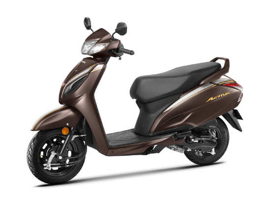 Honda Activa 20th Anniversary Edition (2)