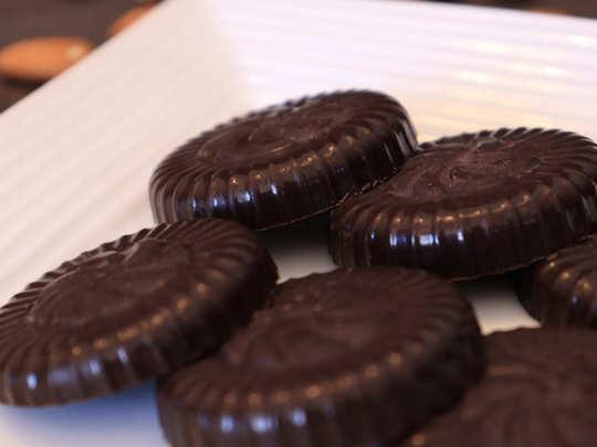 अॅलमंड चॉकलेट रेसिपी!