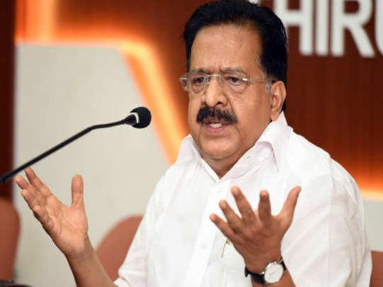 Ramesh Chennithala