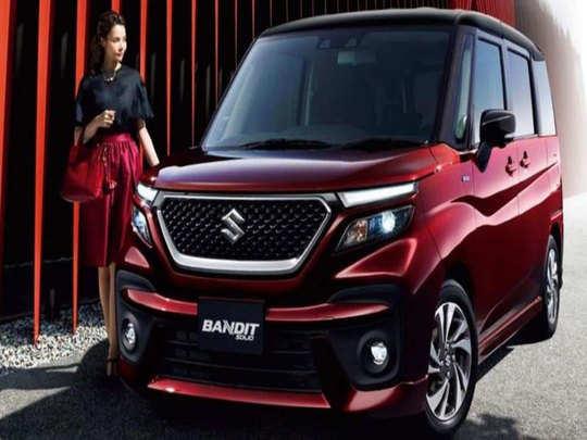 MPV Suzuki Solio Bandit