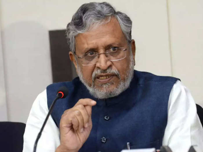 sushil kumar modi will become third leader of country on this basis bjp announce rajya sabha candidate