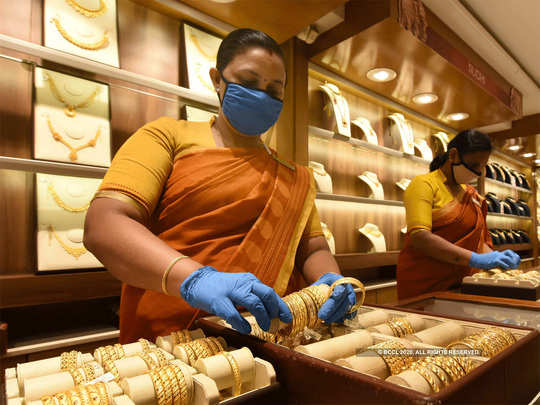 home delivery of jewellery started in delhi amid tight restrictions