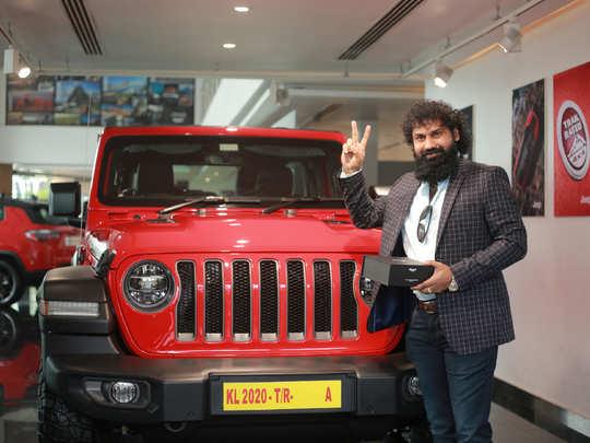 1st Jeep Wrangler in Kerala