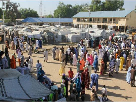 नाइजीरिया में हमला