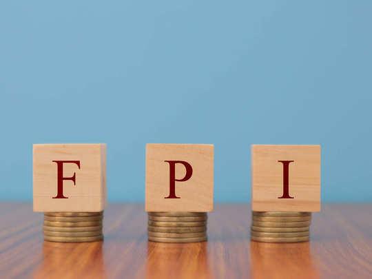 highest monthly fpi flow in november indian market