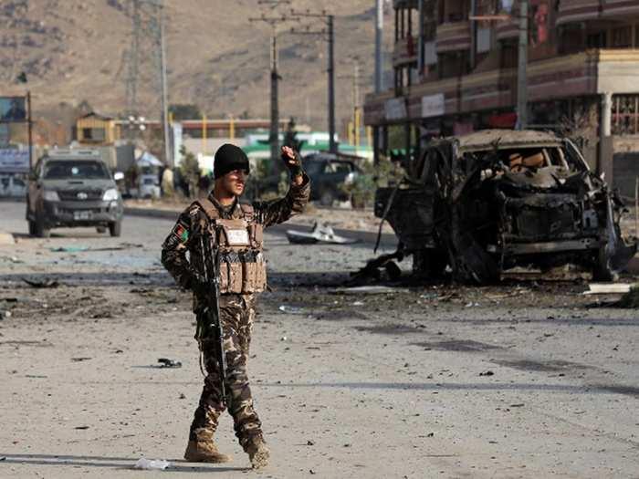 Taliban Attack 01