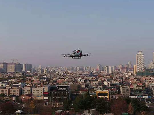 Drone-Taxi
