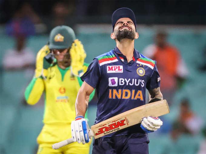 सिडनी में फिर मिली भारत को हार, गंवाई सीरीज