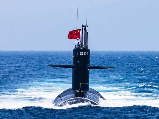 chinese navy most powerful attack submarine type-093a will increase tension of india and us in asia pacific