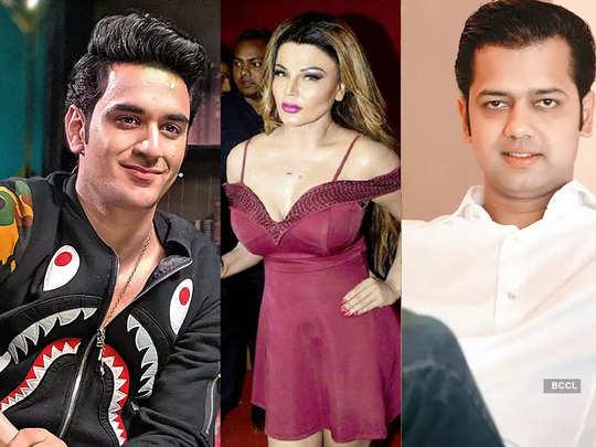 bigg boss 14 rahul mahajan vikas gupta to rakhi sawant these tv celebs enter as challengers some contestants to get evicted