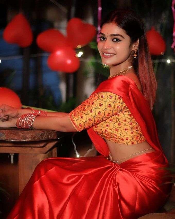 சீரியல் நடிகை தர்ஷா குப்தா
