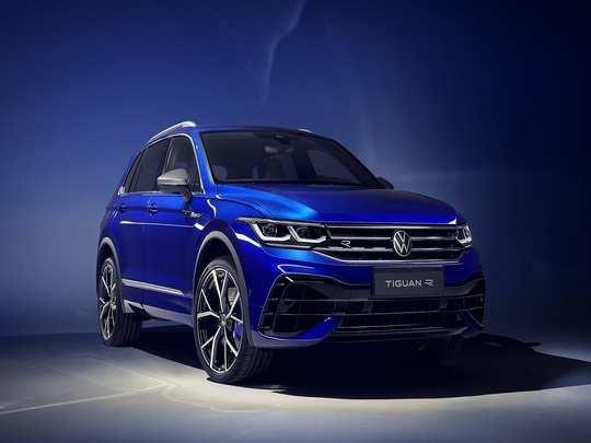 Volkswagen Tiguan R 2021 Unvelied Price Features
