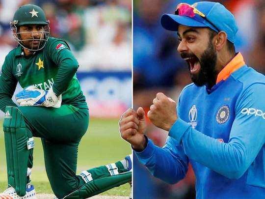 भारत विरुद्ध पाकिस्तान