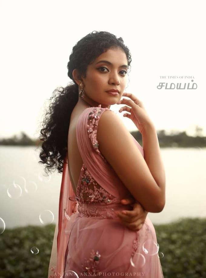 அன்னா பென் போட்டோஷூட்